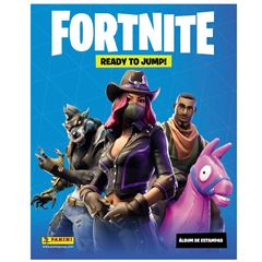 Multiset 10 Sobres Fortnite Panini - Sanborns