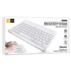 Teclado Mini Blanco Case Logic - Sanborns
