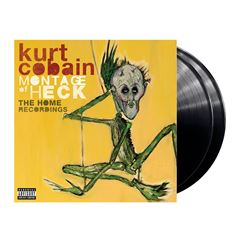 LP2 Kurt Cobain- Montage Of Heck: The Home Recordings - Sanborns