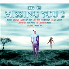 CD2/ DVD Missing You 2 - Sanborns