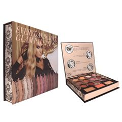 Paris Hilton Everyday Beauty Glam Face And Shadow Box - Sanborns