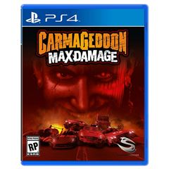 Carmagedon Max Damage PlayStation 4 - Sanborns