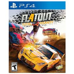 FlatOut 4 Total Insanity! PlayStation 4 - Sanborns