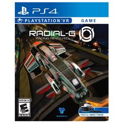 Radial-G (PlayStation VR) PlayStation 4 - Sanborns
