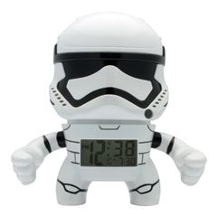 Despertador Bulb Botz Storm Trooper 2020015 - Sanborns
