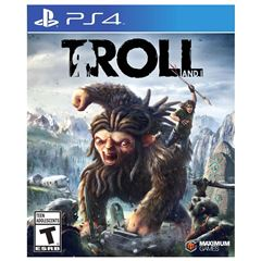 Troll & I PlayStation 4 - Sanborns