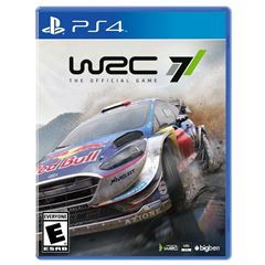WRC 7 PlayStation 4 - Sanborns