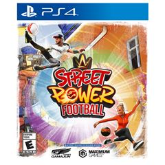PS4 Street Power Football - Sanborns
