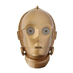 Lámpara 3D  star wars  C-3PO - Sanborns