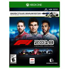 Xbox One F1 2018 - Sanborns
