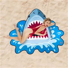 Shark Beach Blanket Bigmouth - Sanborns