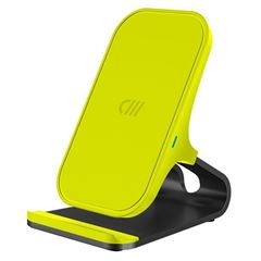 Cargador Wireless Charger Stand Neón Yellow Candywirez - Sanborns
