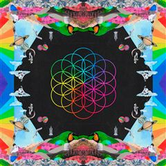 CD Coldplay-A Head Full Of Dreams - Sanborns
