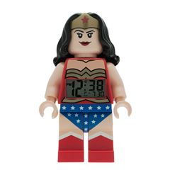 Despertador Lego 9009877 Wonder Woman - Sanborns