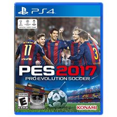 PS4 Pro Evolution Soccer 2017 - Sanborns