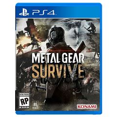 Metal Gear Survive PlayStation 4 - Sanborns