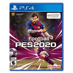 Preventa PS4 Pro Evolution Soccer 2020 - Sanborns