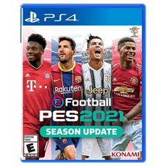 PES 2021 PS4 - Sanborns