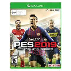 PES 2019 Xbox One - Sanborns