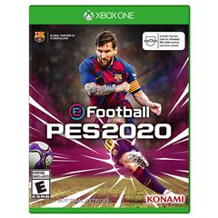 Preventa Xbox One Pro Evolution Soccer 2020 - Sanborns