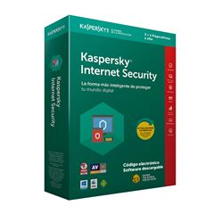 Internet Security- Multidispositivos 1 Año Kaspersky - Sanborns