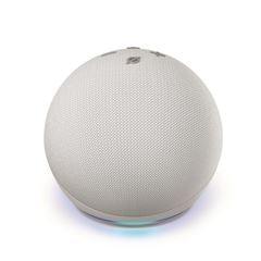 Bocina Echo Dot (4ta Generación) con Alexa Blanca - Sanborns