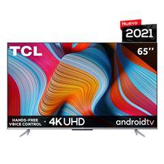 """Pantalla TCL 65"""" 4K/UHD Smart TV  (Android TV) con Google Assistant 65A547 - Sanborns"""