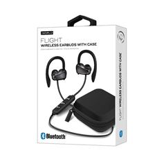 Audífonos Iworld Flight Bluetooth Earbuds Negro - Sanborns