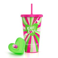 Fragancia Para Dama , Agatha Ruiz de la Prada, Rebel Love Smoothie Collector EDT 80ML - Sanborns