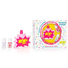 Fragancia Para Dama Set, Agatha Ruíz de la Prada, Wow Girl 80ML + Esmalte - Sanborns