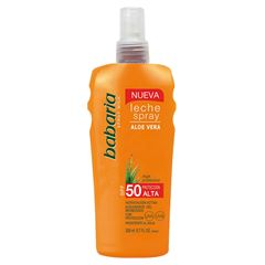 Leche Solar Aloe F-50 200 ml - Sanborns