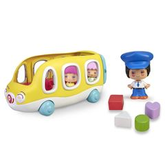 E6 My First Pinypon School Bus - Sanborns