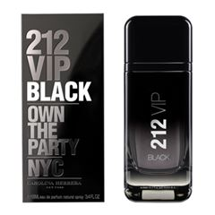 Fragancia para Caballero, Carolina Herrera 212 VIP Black EDP 100ML - Sanborns