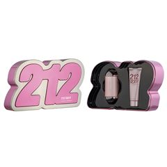 Set para dama, Carolina Herrera, 212 SEXY EDP 100ML+ Body lotion 100ML - Sanborns