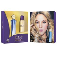 Fragancia Para Dama Set Shakira Dream EDT 80ML + Desodorante 150ML - Sanborns