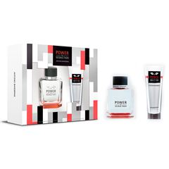 Set para Caballero Antonio Banderas, Power of Seduction 100ML + Desodorante 150ML - Sanborns