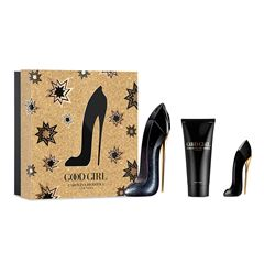 Set para Dama Carolina Herrera Good Girl Suprême EDP 80ML + Body lotion 100ML + Mini - Sanborns
