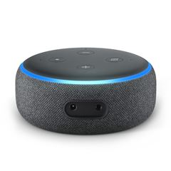 Echo Dot Smart Speaker Alexa Negro - Sanborns