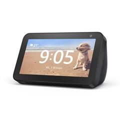 Bocina Inteligente Amazon Echo Show 5 Negra - Sanborns