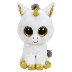 PEGASUS WHITE UNICORN TY - Sanborns