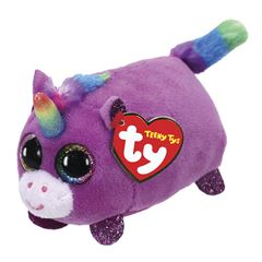 Rosette unicorn purple TY - Sanborns