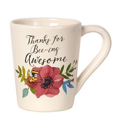 Thanks for bee-ing awesome mug - Sanborns
