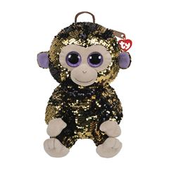 TY Fashion COCONUT - sequin backpack - Sanborns