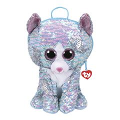 TY Fashion WHIMSY - sequin backpack - Sanborns