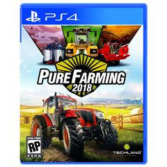 Pure Farming 2018 Day 1 PlayStation 4 - Sanborns