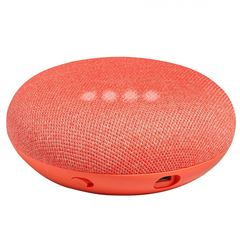 Google Home Mini Bocina Inteligente Coral - Sanborns