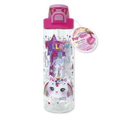 Botella Para Agua Con Accesorios Caticorn 412cat Hot Focus - Sanborns