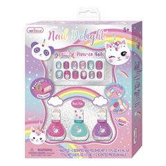 Juego Para Uñas Caticorn 023 Cat Hot Focus - Sanborns