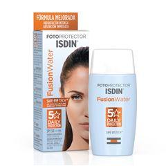 Fotoprotector Isdin Fusion Water 50+ 50 ml - Sanborns
