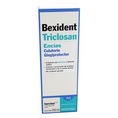 Bexident triclosan 250ml - Sanborns